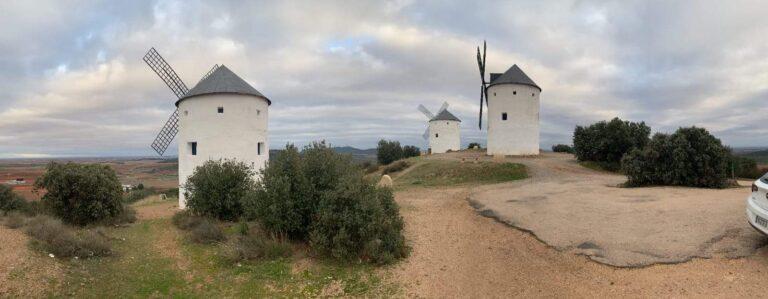El Ayuntamiento de Puerto Lápice rehabilita la estructura y maquinaria del Molino Sansón Carrasco