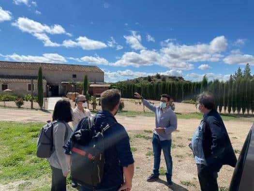 Castilla-La Mancha y las Rutas del Vino de la región promocionan el potencial enoturístico de la Comunidad Autónoma